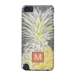 Tropische Gele Pinneapple iPod Touch 5G Hoesje