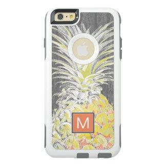 Tropische Gele Pinneapple OtterBox iPhone 6/6s Plus Hoesje