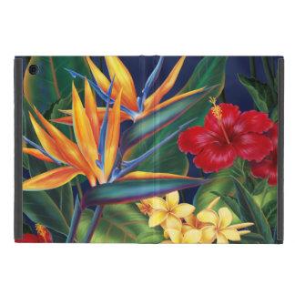 Tropische Hawaiiaanse Bloemen van het Paradijs iPad Mini Hoesje
