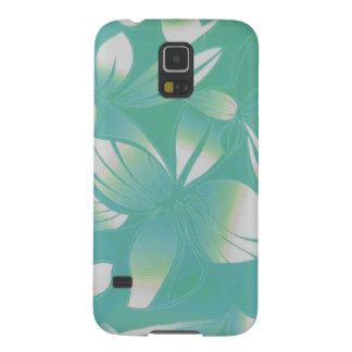 Tropische Hawaiiaanse Druk voor Mobiele Telefoon Galaxy S5 Hoesje