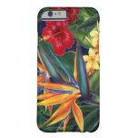 Tropische Hawaiiaanse iPhone 6 van het Paradijs Barely There iPhone 6 Case