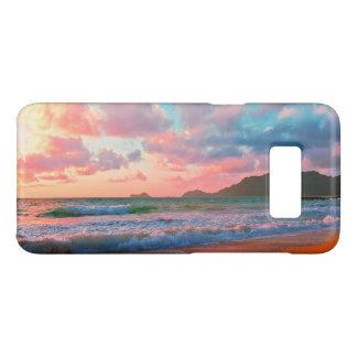 Tropische Hawaiiaanse Zonsondergang Case-Mate Samsung Galaxy S8 Hoesje