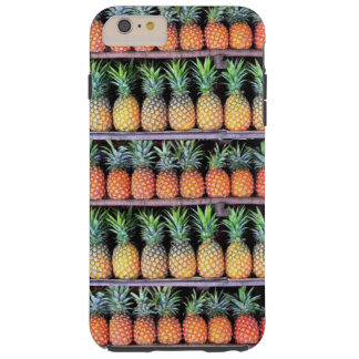 Tropische inspiratie - Ananas 6 Tough iPhone 6 Plus Hoesje
