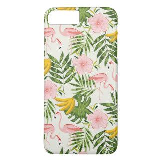 Tropische iPhone 7 van de Zomer plus iPhone 8/7 Plus Hoesje