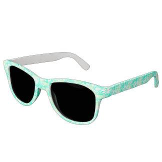 Tropische liefde zonnebril