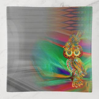 Tropische Mode Koningin Owl Sierschaaltjes