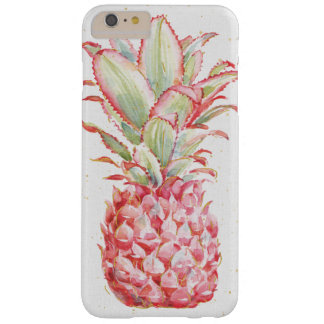Tropische | Roze Ananas Barely There iPhone 6 Plus Hoesje