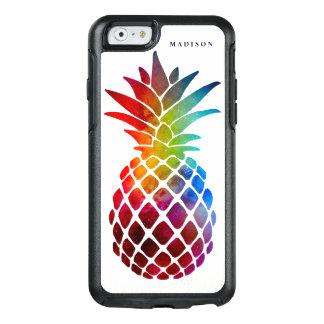 Tropische Ruimte Moderne Kleurrijk van de Ananas OtterBox iPhone 6/6s Hoesje