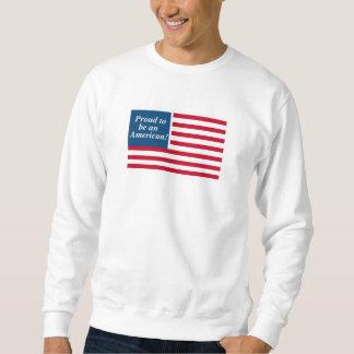 Trots Amerikaans BasisSweatshirt Trui