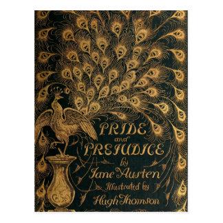 Trots en Nadeel Jane Austen (1894) Briefkaart