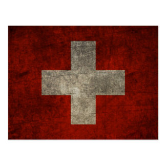 Trots en Zwitsers Briefkaart