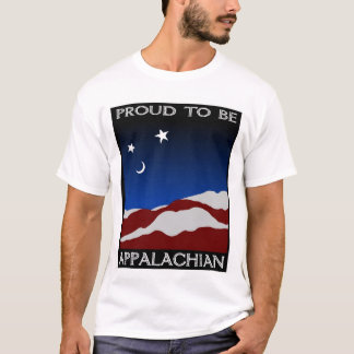 Trots om Appalachian te zijn T Shirt