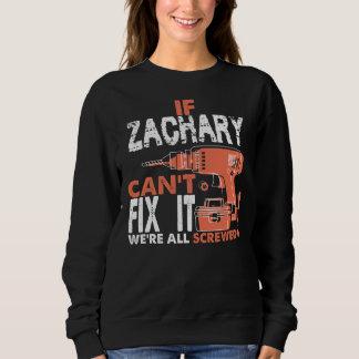 Trots om de T-shirt van ZACHARY te zijn