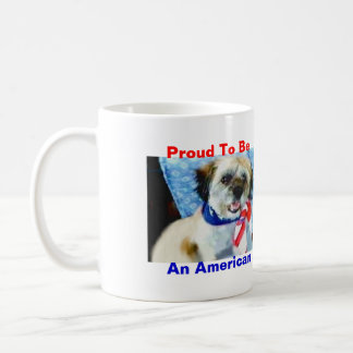 Trots om een Amerikaan te zijn Koffiemok