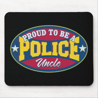 Trots om een Oom van de Politie te zijn Muismat