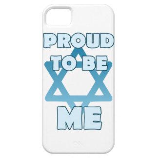 Trots om Joods te zijn Barely There iPhone 5 Hoesje