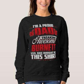 Trots om T-shirt te zijn BURNETT