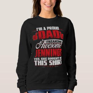 Trots om T-shirt te zijn JENNINGS