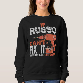 Trots om T-shirt te zijn RUSSO