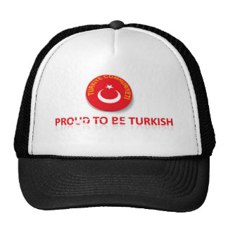 trots om Turkse 8 te zijn Trucker Petten
