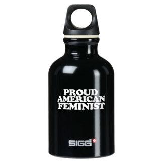 Trotse Amerikaanse Feministe Waterfles