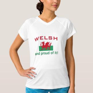 Trotse Bewoners van Wales T Shirt