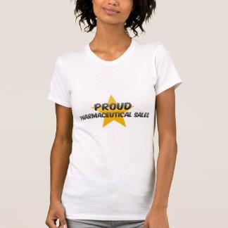 Trotse Farmaceutische Verkoop T Shirt