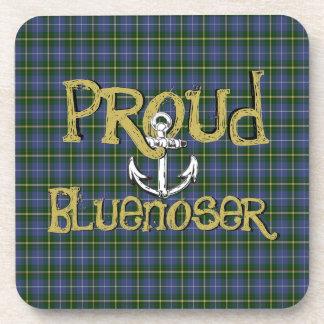 Trotse het ankerreeks van Bluenoser Nova Scotia Drankjes Onderzetter