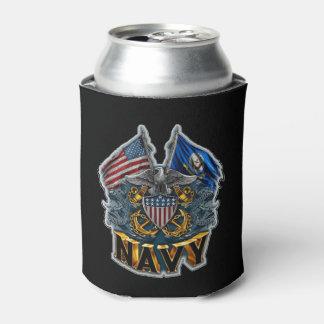 Trotse Marine | van de Verdediger Koelbox Blikjeskoeler