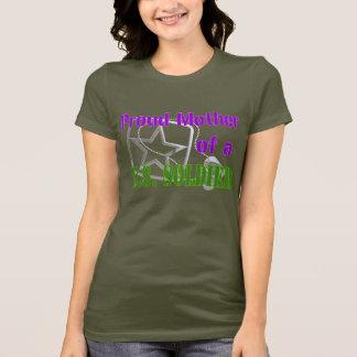 Trotse Moeder van een Militair van de V.S. T Shirt