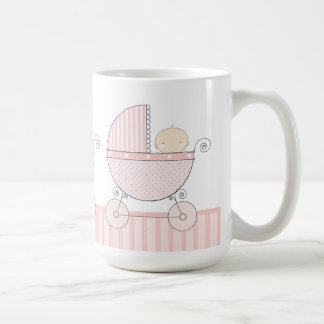 Trotse Oma van het Tweeling Roze Vervoer van het Koffiemok