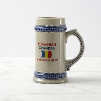 Trotse Roemeense Opa Bierpul
