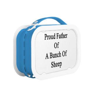 Trotse Vader van een Bos van Schapen