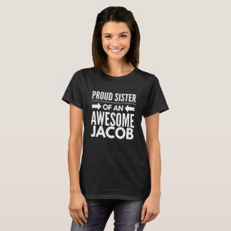 Trotse zuster van een geweldige Jacob T Shirt