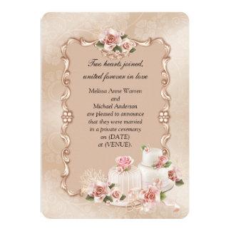 Trouwringen en de Aankondiging van het Huwelijk