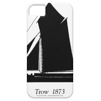 trow 1873 - tony fernandes barely there iPhone 5 hoesje