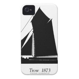 trow 1873 - tony fernandes iPhone 4 hoesje