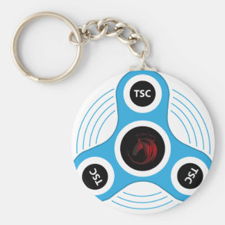 TSC friemelt spinner Sleutelhanger