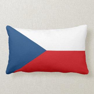 Tsjechisch vlaghoofdkussen lumbar kussen