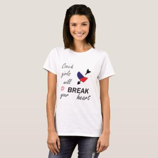 Tsjechische Heartbreaker T Shirt