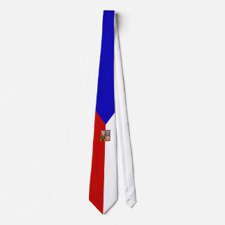 Tsjechische vlag dassen