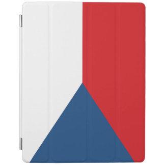 Tsjechische Vlag iPad Cover