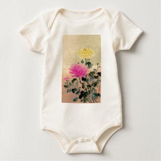 Tsuchiya Koitsu 土屋光逸 - Chrysant 菊 Baby Shirt