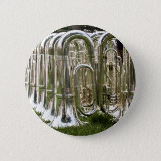Tuba's Ronde Button 5,7 Cm