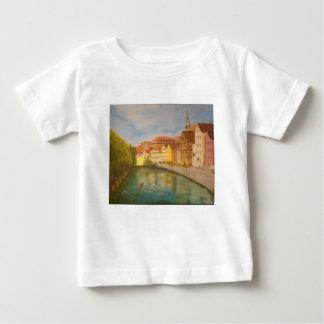 Tübingen in Zonlicht Baby T Shirts