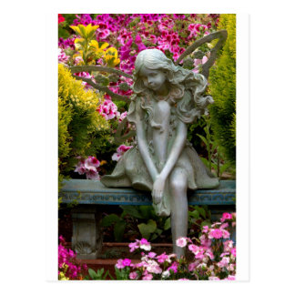 Tuin Fairy.jpg Briefkaart