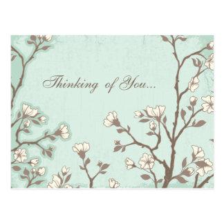 Tuin - sympathiekaarten briefkaart
