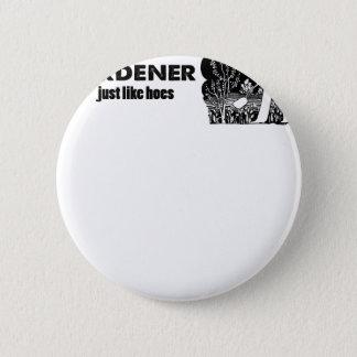 tuinman ontwerp ronde button 5,7 cm