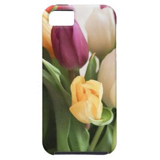 tulp tough iPhone 5 hoesje