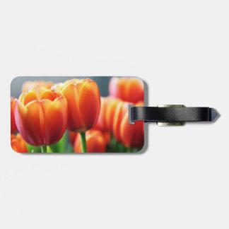 Tulpen Bagagelabel